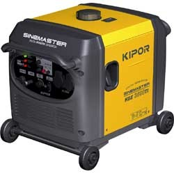 Электростанци  бензинова  инверторного типа Kipor KGE3500TI