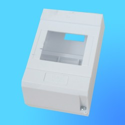 Бокс настенного монтажа ОП 90914003 на 3-4 авт.выкл.(VI-KO)