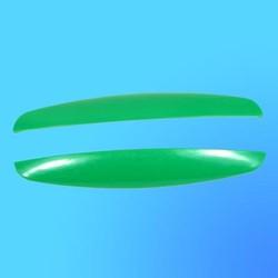 """Вставка """"Zirve"""" зеленая, боковая 6010127706 (El-Bi)"""