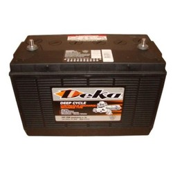 Кислотные ТЯГОВЫЕ блочные аккумуляторы  7T31 12В 140А/ч (C20) габ.330х171х240мм