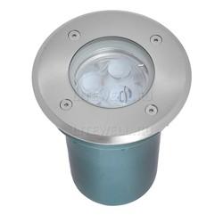 Светильник тротуарный встраиваемый, Well Ground H011A. Направленная подсветка