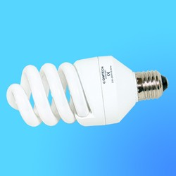Лампа энергосберегающая Comtech СЕ IL 20/840 Е-27 20Вт (cпираль)