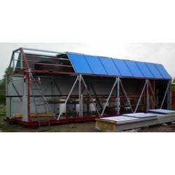 Электрокотельная блочная модульная автономная водогрейная автоматизированная