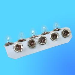 "Лампа для фонаря ""Focusray"" 120, 220, 121, криптоновая 2,4V, 0,7А"