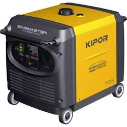 Электростанци  бензинова  инверторного типа Kipor KGE7000Ti