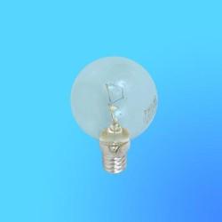 Лампа накаливания Philips Е14  40 Вт шар, Р45CL