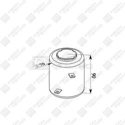 Катушка к контактору КТПВ 621 (КПВ 602)