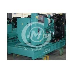 Дизельная электростанция  GMC700 номинальной мощности - 640 кВА