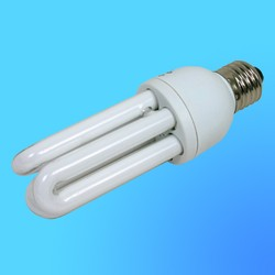 Лампа энергосберегающая Camelion 3U Е-27 15Вт 220B LH-15-3U Daylight (6400К)