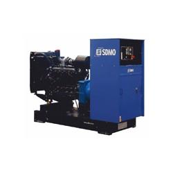 SDMO Montana J 130 (96 кВт /120 кВА) трехфазный дизельный