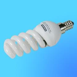 Лампа энергосберегающая Camelion Е-14 13Вт 220B LH-13-AS-M Warmlight (2700К) (спиральная MINI)