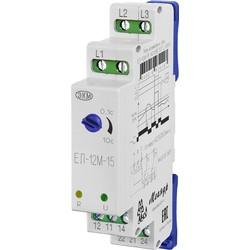 Реле контроля фаз ЕЛ-12М-15 от производителя