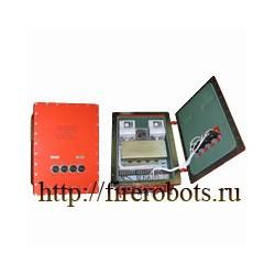 ШУ-1ExdllBT4. Шкаф управления асинхронными электроприводами лафетных стволов и других механических устройств во взрывозащищенном исполнении