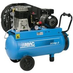 Компрессор маcляный с ременным приводом с катушкой и резиновым шлангом B2800B / 50 PLUS CM 3