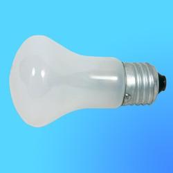 Лампа накаливания Е27 100 Вт (матовая)