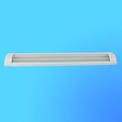 Светильник люмин. Camelion WL-3017 2х18 W 220V 639х134х42 mm без выкл., пласт.плаф, тип ламп Т8/G13