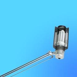 Светильник настольный Camelion KD-030С на струбцине, Е27, черный, тип лампы - энергосберегающая 20Вт