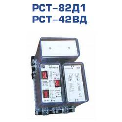 РСТ-42ВД Реле максимального тока с функцией дешунтирования