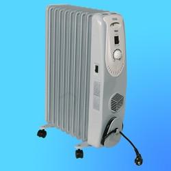 "Электрорадиатор масл. 7-секцион. ""Vitek"" VT-1704 (1,5+0,5кВт) 3 режима, встр.тепловентилятор"