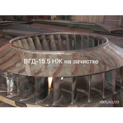 Дымосос ДH-15БHЖ