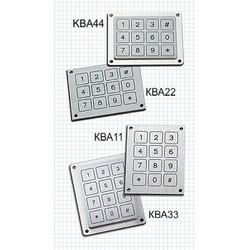 Клавиатурные панели серии KBA