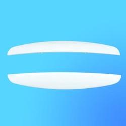 """Вставка """"Zirve"""" белая, боковая 6010102706 (El-Bi)"""