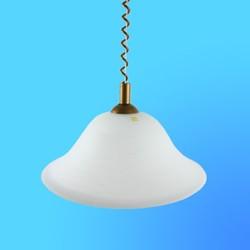 Светильник подвесной на лифт. шнуре 45164/MLA40P3 провод-золото 1хЕ27х100W