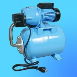 """Насосная установка автоматическая  AUJET """"Delfin"""" (мощн. 750Вт, подача 80 л/мин, напор 40м)"""