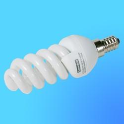 Лампа энергосберегающая Camelion Е-14 13Вт 220B LH-13-AS-M Cool light (4200К) (спиральна MINI)
