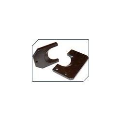 Комплект лезвий для гидравлических ножниц НГ-40С