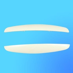 """Вставка """"Zirve"""" крем, боковая 6010103706 (El-Bi)"""