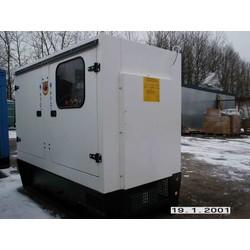 SDMO J275 малошумный аналог SJD250 CTM John Deere Marelli дизельная электростанция  генератор  ДГУ