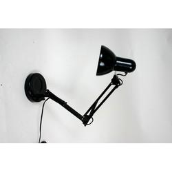 Светильник настольный Camelion KD-313, Е27, черный, тип лампы - 60Вт, на подставке.
