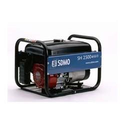 Бензин генератор SDMO SH2500. Портативный бензогенератор 2.5 кВт.