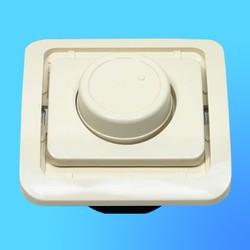 "Светорегулятор (Диммер) 1 СП ""Мимоза""  крем, без декор.вставки 32011 (Makel)"