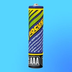 "Батарейка солевая R03 ААА 286 1,5V ""Focusray"""