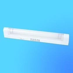 Светильник люминесцентный Camelion WL-2001 6 W 220V 268х23х43 mm с выключ., плас.плафон, шнур 1,5м,