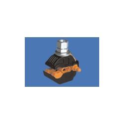 Герметичный прокалывающий зажим FIDOS-1,5/10-16/95 (PC95-10) 8 зубьев CU