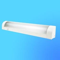 Светильник люминесцентный Camelion WL-3018 15 W 220V 504х55х78 mm без выкл., пласт.плафон, угловой,