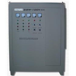 Трехфазный стабилизатор напряжения SBW-100 (100ква)