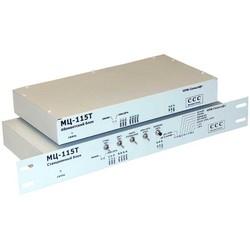 «МЦ-115Т/Classic», Ethernet  384-2176 кбит/с + 3 канала ТЧ, линейный код TC-PAM16