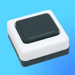 Кнопка звонковая квадратная А1-0,4-001 (Вит)