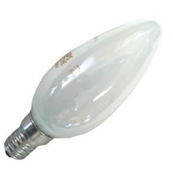 Лампа накаливания Philips Е14  25 Вт свеча матовая, В35FR