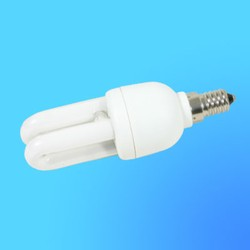 Лампа энергосберегающая Camelion 2U Е-14  5Вт 220B CF5-2U/842 Cool light