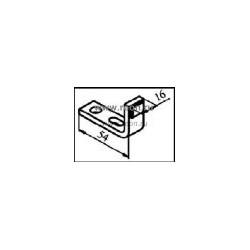 Контакт контактора КМ41 неподвижный 49 мм