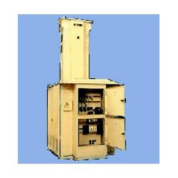 Киосковые подстанции проходные и тупиковые наружной установки.