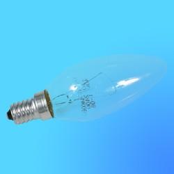 Лампа накаливания Е14  40 Вт (миньон) (Калашниково)