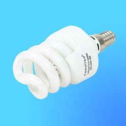 Лампа энергосберегающая Camelion Е-27 9Вт 220B LH-9-Spiral Cool light (спиральная) (4200К)