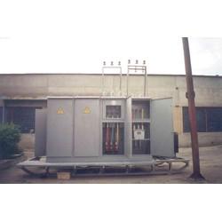 КРУНБ-6(10)У1В-1,  блок из 4-9 шкафов на салазках для буровых установок и насосных станций