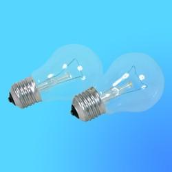 Лампа накаливания Philips Е27 100 Вт (2 шт в упаковке), А55CL